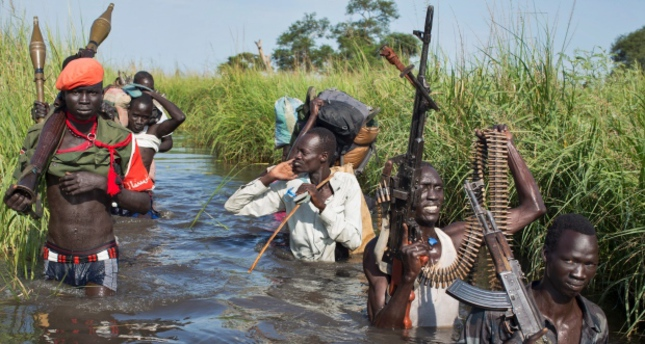 Personal interests impeding South Sudan peace, say experts
