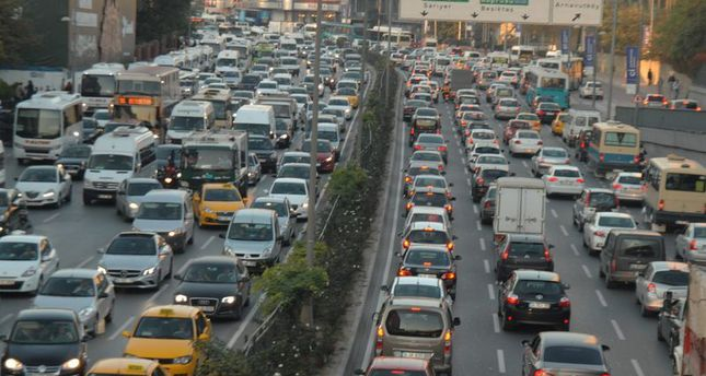 An essay on the growing pains of traffic congestion
