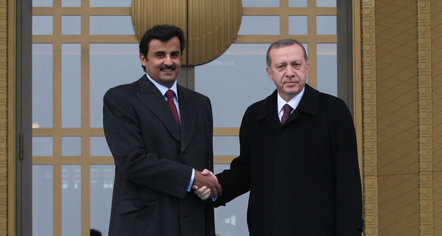 Erdoğan: We side with Qatar to support oppressed people