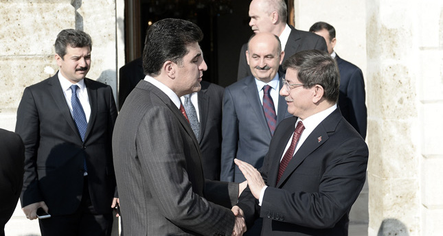 Turkey and KRG foster relationship with PM Barzani's visit
