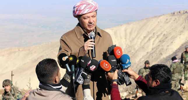 Barzani calls on all Iraqi Christians not to leave homeland