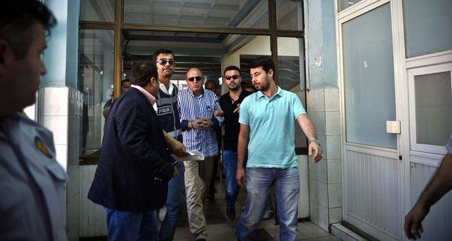 Image result for ex-police chiefs Erol Demirhan