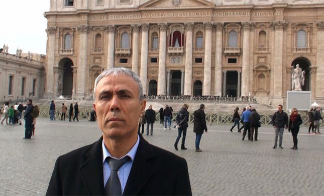 Visa-free gunman Ağca visits Pope John Paul II's tomb
