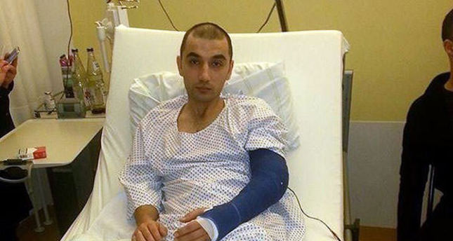 German extremists stab Turkish business owner