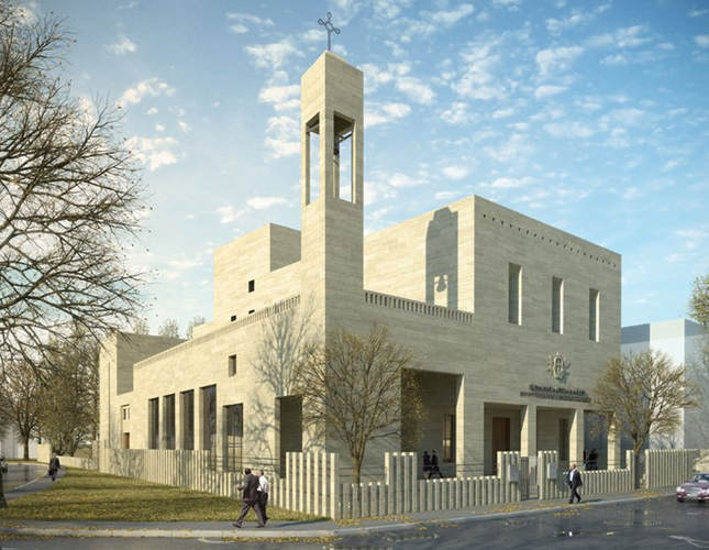Syriac Christians to build Turkey's first new church