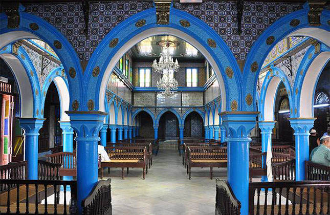 Jewish and Muslim coexistence appears in Turkey's renovated synagogues