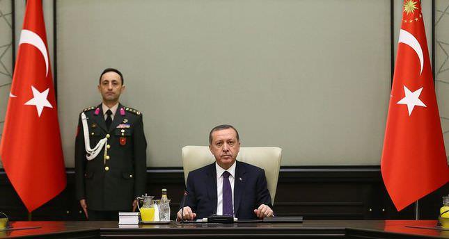 President: Gülen Movement a national security threat
