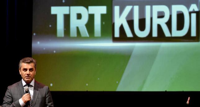 State broadcaster goes 'Kurdi' in landmark change