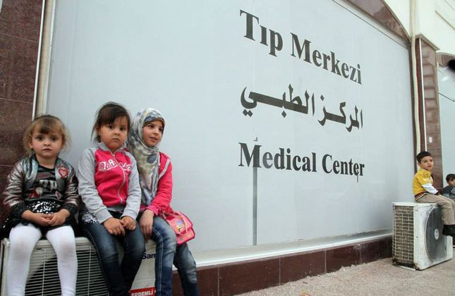 Turkey steps up efforts for Syrian and Iraqi refugees