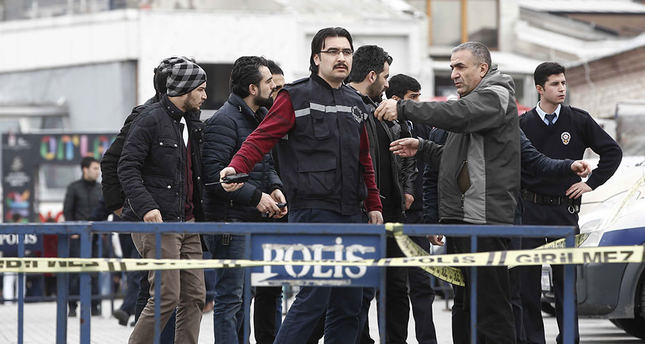 Police outpost attacked in Istanbul's Taksim Square