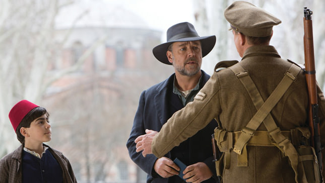 'Water Diviner' outdoes other films on Gallipoli