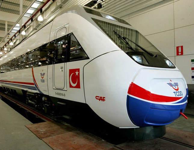 Kars–Tbilisi–Baku railway line to open in 2015