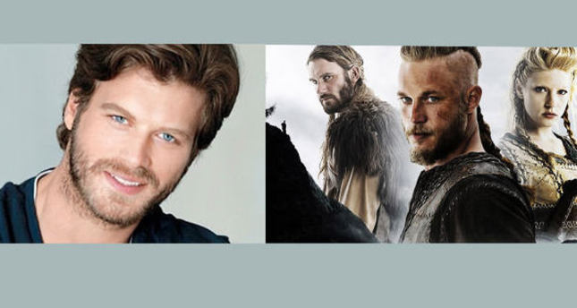 Turkish Actor Kivanc Tatlitug To Take Role In TV Series Vikings