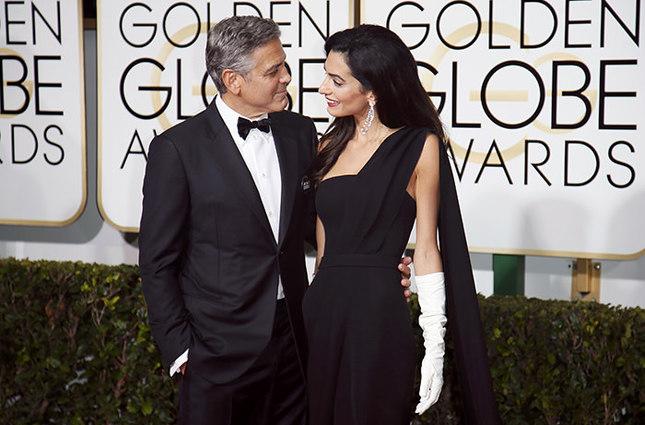 The newlyweds George - Amal Clooney divorcing, rumors say