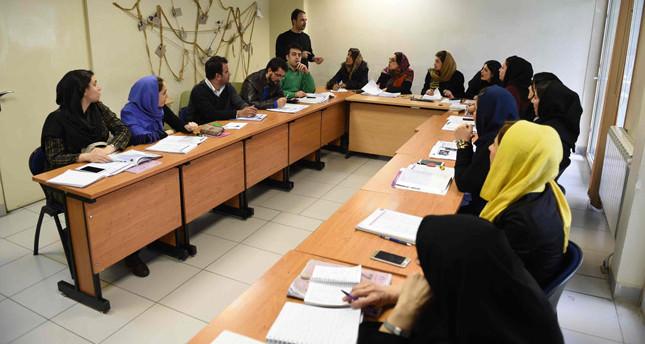 Iranians learning Turkish to better enjoy tv series