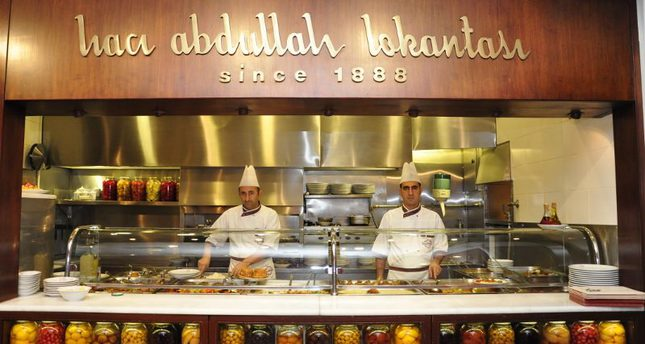 Hacı Abdullah restaurant: Serving historic Ottoman palace cuisine since 1888