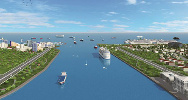 Kanal Istanbul Project details revealed