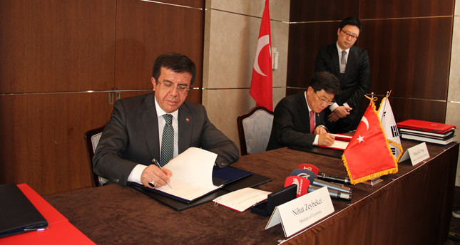 Turkey And South Korea Widen Free Trade Agreement Daily Sabah