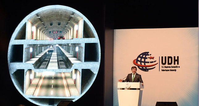 Istanbul's mega-project: World's first three-level tunnel to be built under the Bosporus