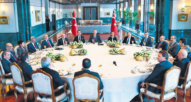 Experts to ensure Erdoğan's food safety at Presidential Palace
