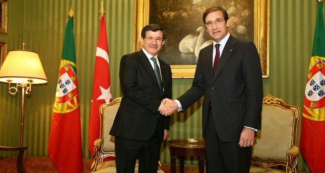 Portuguese PM supports Turkey's EU accession