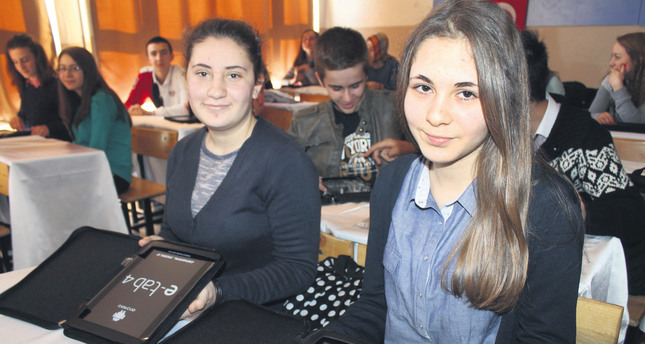 9,000 schools to access high-speed Internet via Fatih project