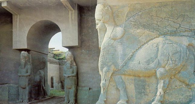 ISIS 'bulldozed' ancient Assyrian city of Nimrud: Iraq govt