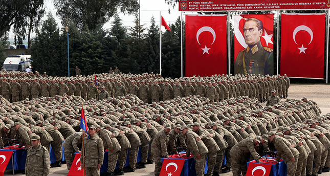 Turkey ends tutelage by military with gendarmerie reform