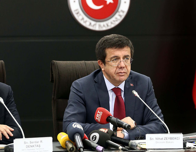 Economy Minister: Weak euro hurts Turkish exports