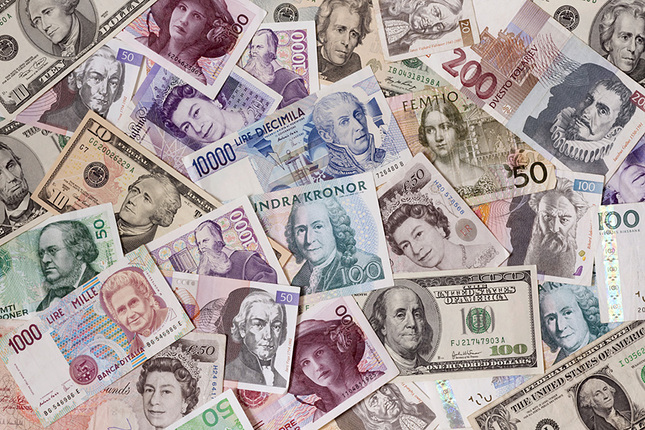 Currencies melting away in face of the rising dollar, the Turkish lira and the facts - Daily Sabah