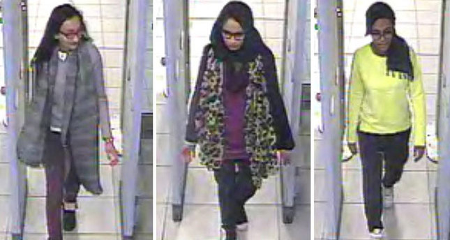 Suspected spy from Canadian intelligence assists British girls join ISIS