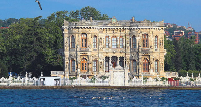 The luxurious palaces of the Ottoman Empire
