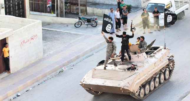 Turkey assumes co-chair duty to prevent flow of foreign fighters to ISIS