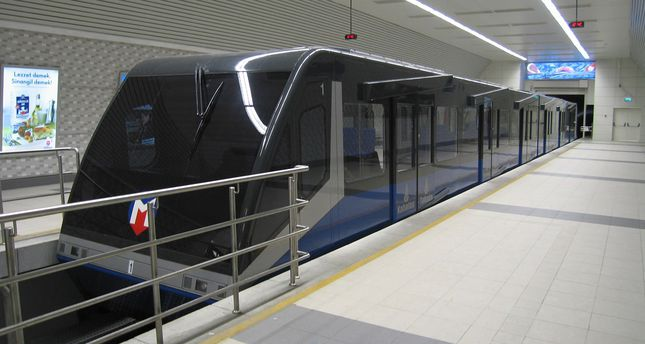 Turkey: Istanbul's funicular railway out of order
