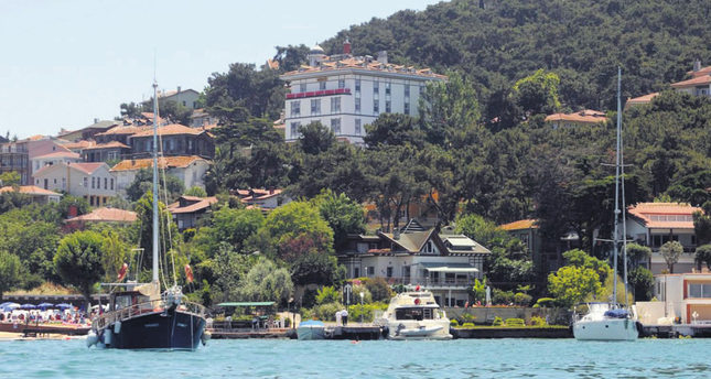 A tranquil destination away from hectic Istanbul: The Princes' Islands