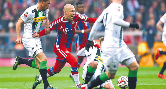 Robben pulls out of Dutch squad for a qualifier against ...