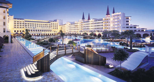 Russian Hotel Mardan Palace Up For