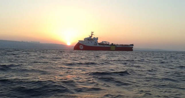 Turkey, Greek Cyprus withdraw vessels searching for gas to resume talks