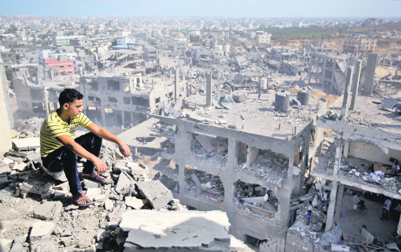 The Palestinian Authority will be able to pursue legal action into war crimes committed by Israel in Gaza.