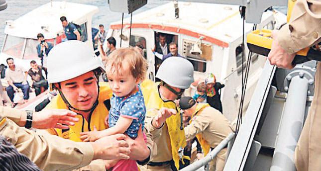Turkey evacuates 185 Turkish, 45 foreign nationals from Yemen