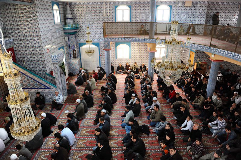 Mosque of Andrezieux, a commune close to St. Etienne  AA Photo