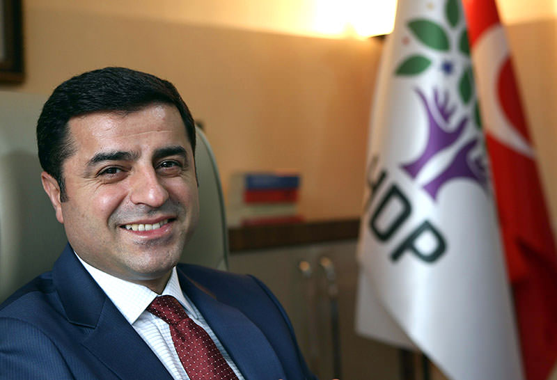 Selahattin Demirtas, HDP Co-chairman