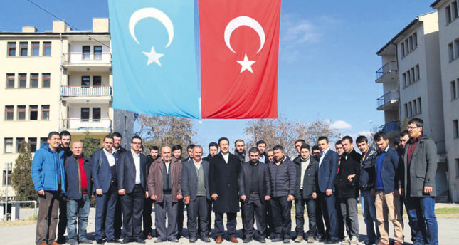 Gülenist media attacks Uighurs fleeing Chinese crackdowns with ISIS claims