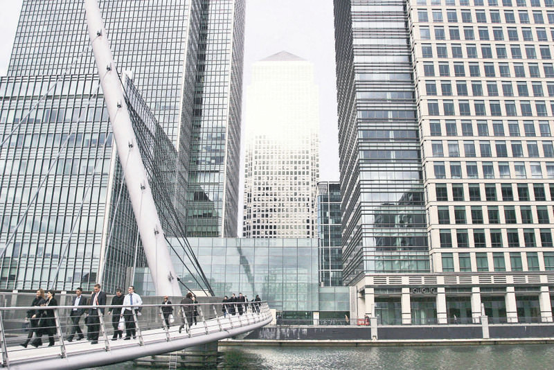 A Qatari-led bid has won the battle to take over London's Canary Wharf complex after three of its major shareholders agreed to accept the $3.8 billion offer in January.