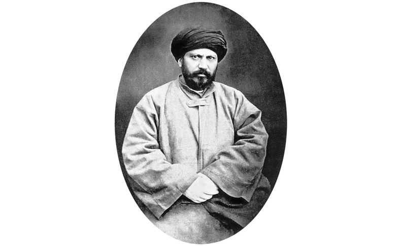 Mysterious scholar between East and West: Jamal ad-Din al-Afghani