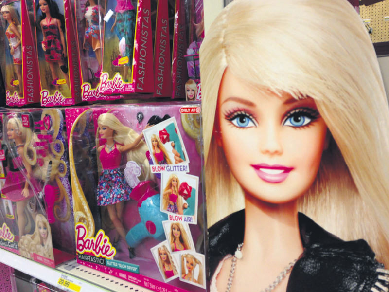 Struggling US toymaker, Mattel, saw its sales drop for a sixth consecutive quarter as the appeal of its iconic Barbie doll continued to wane.