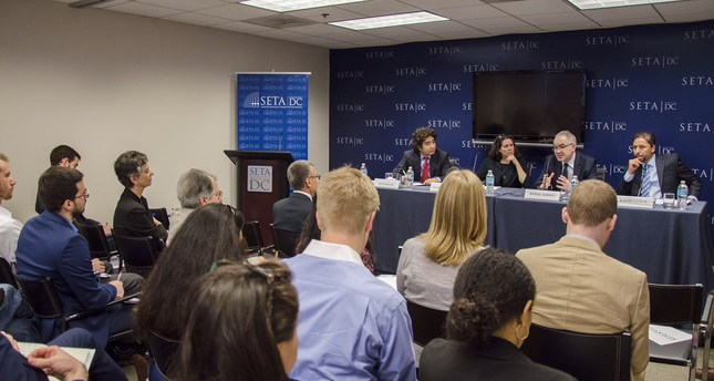 Current state of Syrian refugees in Turkey discussed in Washington