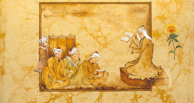 Fatima al-Samarqandi: An influential female scholar, skilled calligrapher