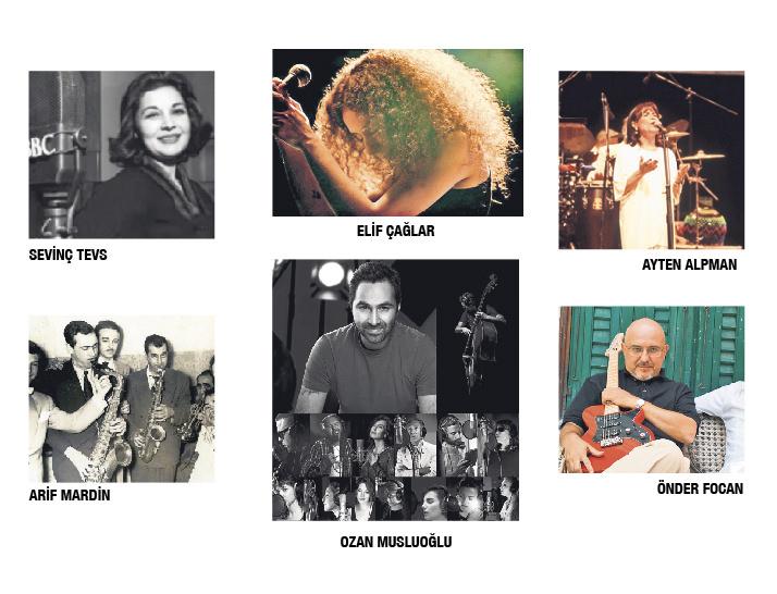 turkey s 95 year jazz odyssey daily sabah