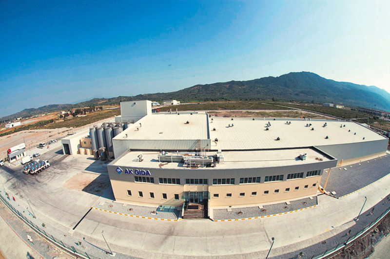 Yu0131ldu0131z Holding sold 80 percent of Ak Gu0131da to French Groupe Lactalis instead of offering shares to the public. The company has a TL 1.8 billion turnover and five production facilities in Turkey.